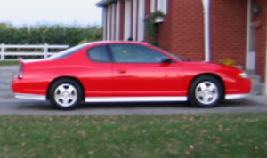 2001 Monte Carlo SS Limited Edition