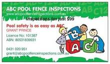 FREE CPR sign with paying POOL FENCE INSPECTION Broadbeach Waters Gold Coast City Preview