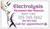 Electrolysis By Glenda