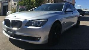2011 BMW 750 XI Premium AWD Sedan/ Warranty/ Accident Free
