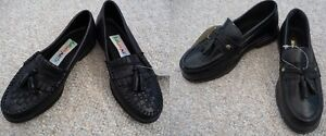 Brand New Black Dress Shoes With Tassels - Child's Size 11 or 12 Kitchener / Waterloo Kitchener Area image 1