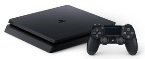 500GB PS4 SLIM W/ BLACK OPS 3 Beerwah Caloundra Area Preview