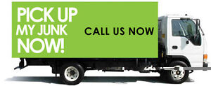 same day service/ junk remova/l and garbage removal