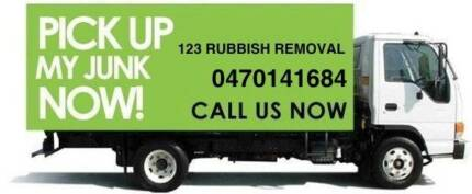 123 Rubbish Removal - Get rid of your rubbish today! Melbourne Region Preview
