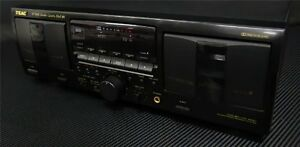 DUAL TEAC W-780R  CASSETTE PLAYER