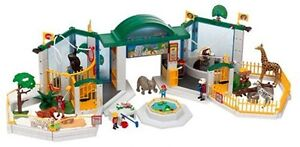 Méga Zoo Playmobil