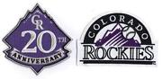 Colorado Rockies Patch