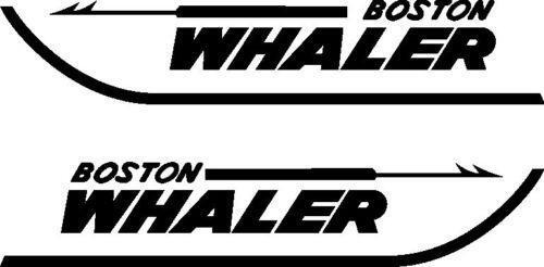 Boston Decal EBay - Sporting boat decalsboston whaler decals ebay