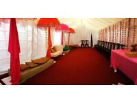 Marquee hire for all occasions - Marquee4U a friendly, family service for all your events needs!