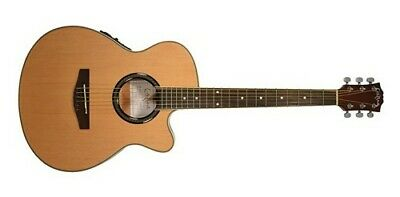 Carlo Robelli F550 Thinline Acoustic-Electric Guitar