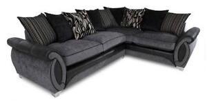 Dfs Fabric Corner Sofa