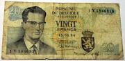 20 Vingt Francs