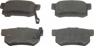 Wagner QC537 Rear Ceramic Brake Pads