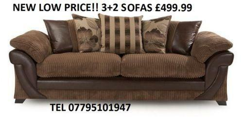 Gentil DFS Fabric Sofa | EBay