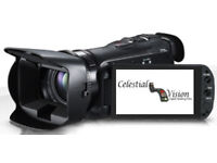 Canon HF G25Video Camera - FULL HD - With Stills capability & Accessories