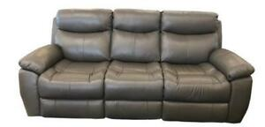Power Genuine Leather Recliner Set with 5 Recliners (ME212)