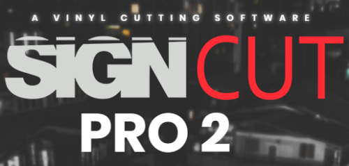 SignCut Pro 2 - 1 Year Subscription Renewal Sign making, Cutter Plotters