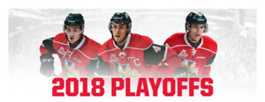 Mooseheads Playoffs! Game 1 - 2 LOWER BOWL tickets