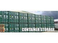 Self storage 20ft containers £30pe