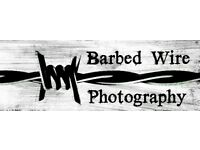 Barbed Wire Photography