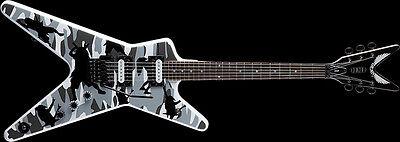 Dean Guitarras Guitarra Eléctrica Dimebag Dime O Flage Floyd ML