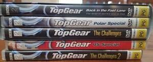 Top Gear DVD's Wodonga Wodonga Area Preview