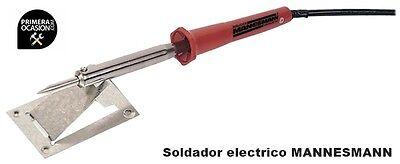 Soldador electrico MANNESMANN 100 watios, tienda Primeraocasion