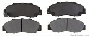 2001 Honda Accord Front Brake Pad