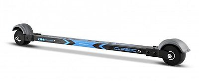 ONE WAY Sport Classic 5 roller skis - $220 retail, save! Free Shipping!
