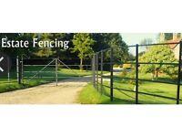 Estate Fence £29.50 per metre