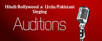 Wanted Trained Singers (Indian / Bollywood & Pakistani)