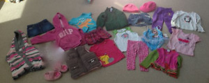 19 piece toddler girl lot - size 2