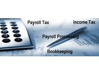 Part time accountants Sage 50 Quick books VAT CIS Payroll Works Tax returns