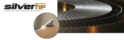Wood Mizer Bandsaw Blade 154 184 X 1-12 X 055 X 78 4 Band Saw Mill Blades