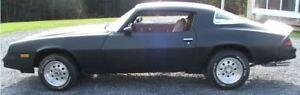 AUBAINE RARE !  1979 Chevrolet Camaro 350 RS