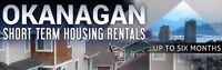 Looking for, or Offering Okanagan Short Term Housing Rentals?