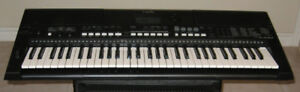 Yamaha keyboard  REDUCED !!