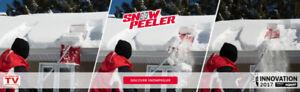 Pelle    toitures    30'    SnowPeeler   Premium
