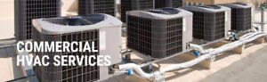 COMMERCIAL HVAC ROOFTOPS & GROUND INSTALLATION WORKS