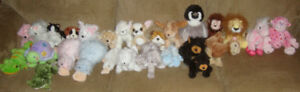 27 WEBKINZ  $20 for all 27 **see details below photos**