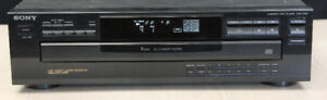 Sony 5 Disc Compact Disc Player CDP-C245