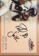 Rod Smith Autograph