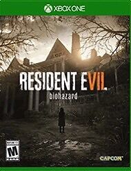 Sell of trade resident evil 7 Xbox one