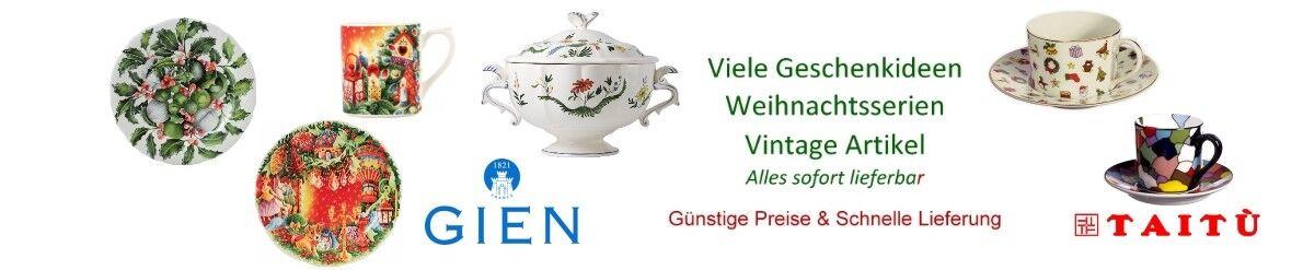 Tableideas Gien France & Taitu Shop