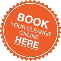 Let us clean while you unwind
