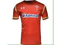 Wales rugby shirt brand new 7-8yrs & 9-10yrs might deliver.