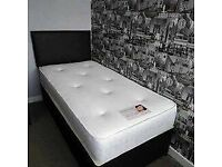 New Sale / single Divan Bed With Mattress / Sturdy Beds