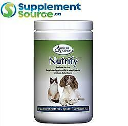 Omega Alpha Pharmaceuticals NUTRIFY (for pets), 150g