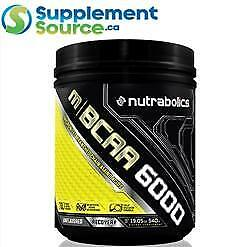 Nutrabolics M-BCAA, 90 serv - Unflavoured