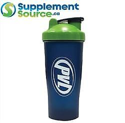 PVL Pure Vita Labs DELUXE SHAKER BOTTLE, 700ml